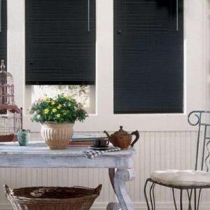 persiana de aluminio en hogar clásico