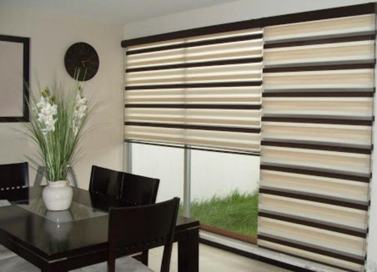 cortinas que cubren la luz