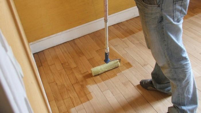 cómo lijar el suelo