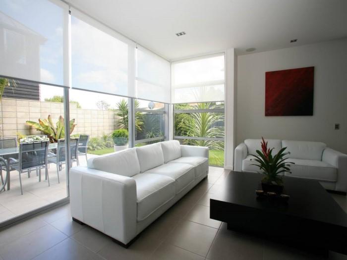 cortinas modernas de salón