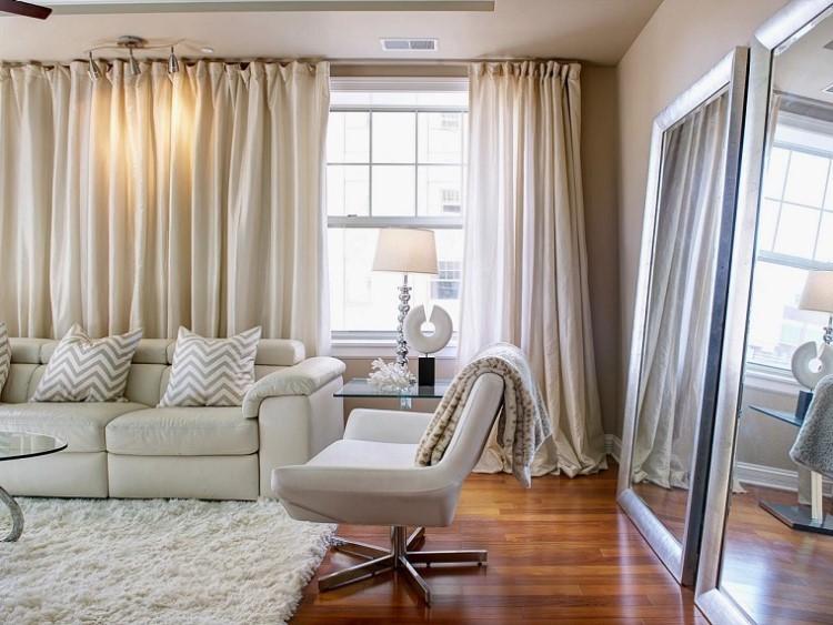 cortinas para el salón